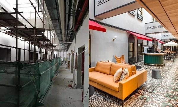 瑞思&BEEPLUS玖悦雅轩空间,青年创客、创新业态集聚地