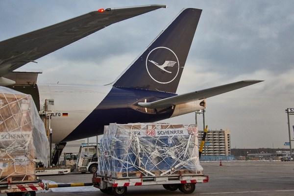 图片来源:汉莎货运航空 / Oliver Roesler