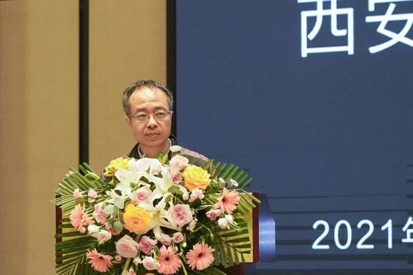 西安市互联网行业协会监事长杨鸿瑞