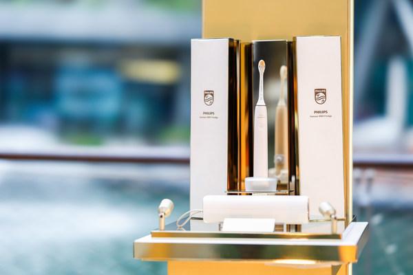 飞利浦Sonicare尊享系列智能高定电动牙刷