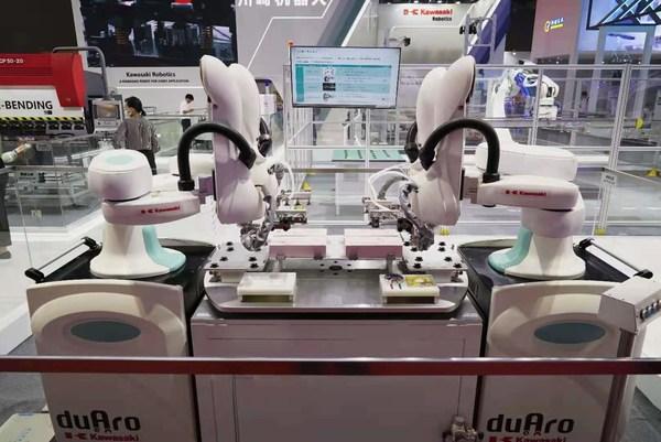 duAro双臂机器人