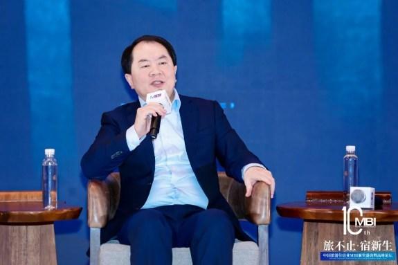 首旅如家酒店集团总经理兼如家酒店集团董事长&CEO 孙坚