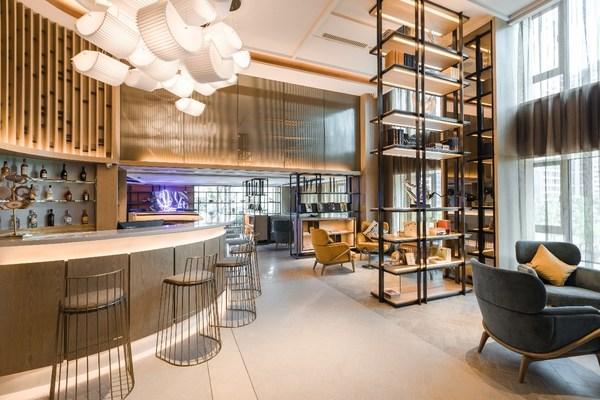 木莲庄酒店时尚艺术空间设计