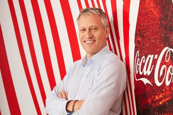 可口可乐公司董事长兼首席执行官詹鲲杰(James Quincey)