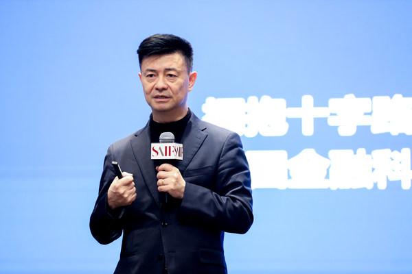 上海交通大学上海高级金融学院实践教授胡捷
