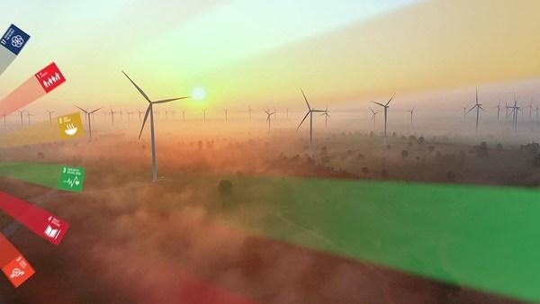 """舍弗勒集团入选成为联合国全球""""50家可持续发展与气候领袖企业""""之一。该倡议成员的共同目标是实现联合国设定的17项可持续发展目标。"""