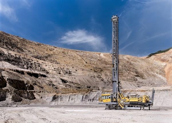 力拓集团订购的安百拓Pit Viper 271和SmartROC D65钻机,将用于澳大利亚皮尔巴拉地区。
