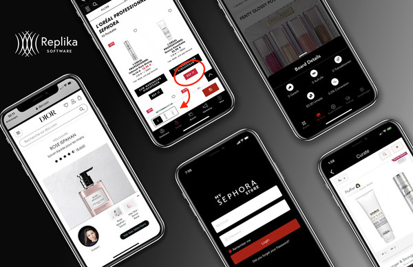 Replika Software获得LVMH Luxury Ventures和L'Oreal BOLD Ventures的A轮融资,以助推社交销售的未来