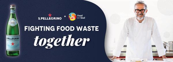圣培露和心灵厨房:携手打造更可持续的未来