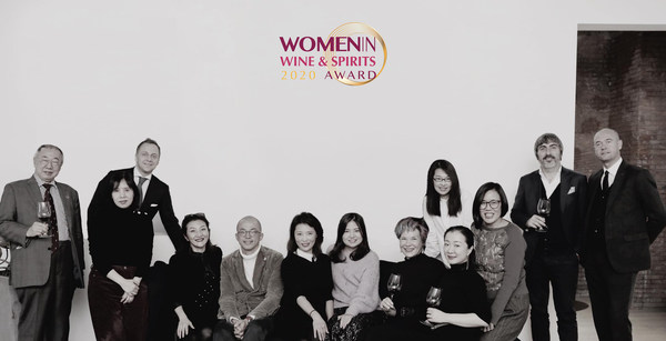 WINWSA 2020创始人刘憬苓与评委及顾问团特别晚宴出席嘉宾