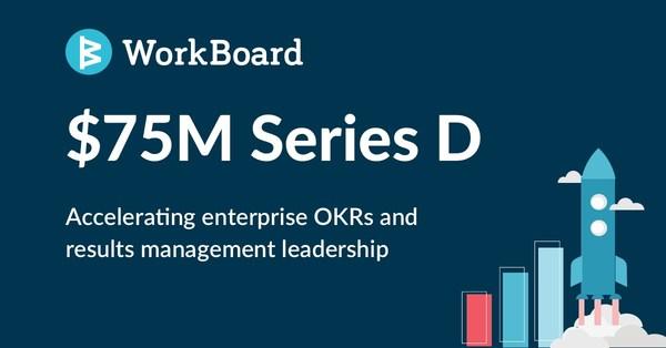 WorkBoard在D轮融资中筹资7500万美元
