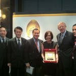 "Melinde Lim Awarded ""Asian Gastronomic Awards of Excellence Hall of Fame"""