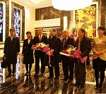 唐山万达洲际酒店盛大开业——喜迎首位客人