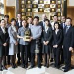 The Westin Tianjin Wins Golden Pillow Award